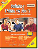 Building Thinking Skills Level 3 Verbal Student Book