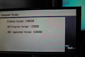2012 TOSHIBA 80GB UPGRADE HDD PIONEER AVIC-Z1 PIONEER AVIC-Z2 PIONEER AVIC-Z3