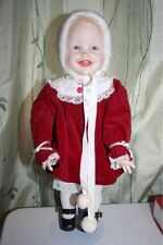 "Yolando Yolanda Bello 14"" JENNIFER Porcleain Doll"