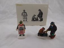 Dept 56 Christmas In The City Accessory 1991 ALL AROUND THE TOWN 55450 Heritage
