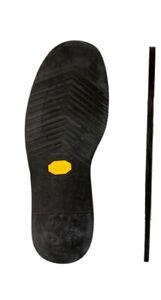 Vibram  700 Tygum Replacment Sole Black 10,12 Or 14