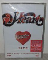 DVD HEART - DREAMBOAT ANNIE - LIVE - NUOVO NEW