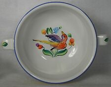 HEREND VILLAGE china MORNING SONG pattern Cream Soup Bowl