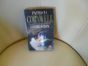 PATRICIA CORNWELL COMBUSTION