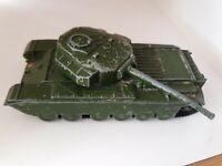 Vintage Dinky Supertoys 651 Centurion Tank