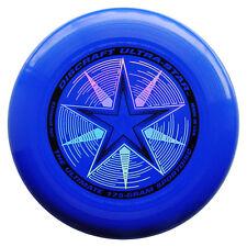 NG - DISCRAFT ULTRASTAR 175g Ultimate Frisbee Blu reale