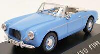Atlas 1/43 Scale Model Car V009 - Volvo P1900 - Blue