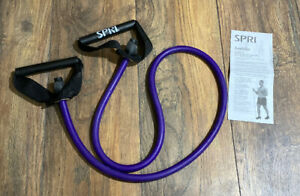 SPRI Original Xertube Resistance Bands Exercise Cords - Purple - Ultra Heavy