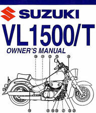 Suzuki vl1500 vl 1500 w 1998 used genuine new model.