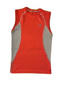 Champion Vapor PowerFlex Red  Sleeveless Shirt -- Size Small