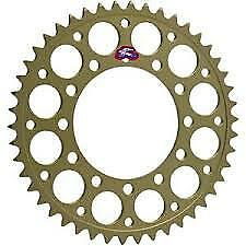 Kawasaki ZX10R 2011-2015 Race Use 520 Pitch Renthal Rear Sprocket 44 Tooth