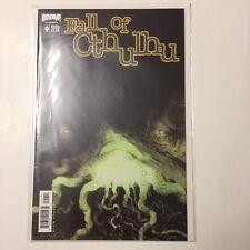 Boom Studios Fall of Cthulhu Comic Book