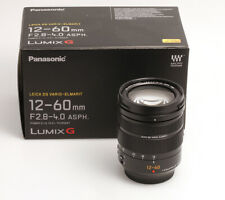 Panasonic Leica DG Vario-Elmarit 12-60mm F2.8-4.0 ASPH. Power O.I.S. Lumix G