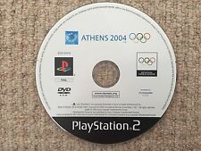Athens 2004 - Sony Playstation 2 PS2 DISK ONLY UK PAL