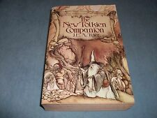 The New Tolkien Companion By: J.E.A. Tyler; Great condition Paper Back 1980 Ed.