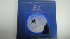 Michael Jackson narrates ET movie record album and picture poster VINTAGE