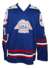 Any Name Number Size Team USA Canada Cup Retro Hockey Jersey Lopresti