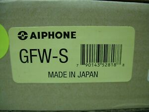 Aiphone GFW-S Desk Stand For GF-MK, GF-1MDK, GH-MK ( NOS )