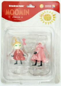 Medicom UDF Moomin Series 6 Little My and Ninny Figure