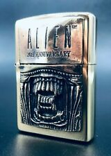 Japanese Zippo Alien 20th Anniversary - Limited Edition - 1000 Made (Very Rare)