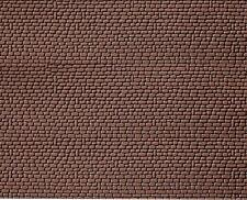 Faller 170806 H0 decorative plate SAND STONE RED 37X12, 50cm 1qm=
