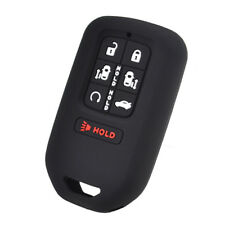 Silicone Key Case Remote Cover For Honda Odyssey Touring Freed Elysion Holder