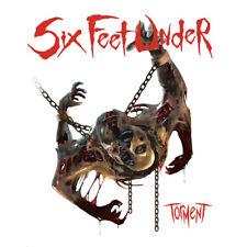 Six Feet Under 'Torment' LP Black Vinyl - NEW & SEALED
