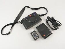 Leica M Body (Typ 240) Black