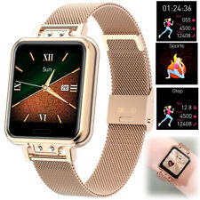 Smart Watch Bluetooth Smartwatch SMS Call Reminder for Women Girls Ladies Gifts