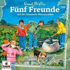 FÜNF FREUNDE - 116/UND DER CHINESISCHE PFLANZENZAUBER  CD NEU