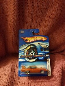 Hot wheels 2006 First Editions '70 plymouth superbird