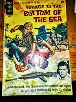 Gold Key Comics Voyage to the Bottom of the Sea 1970