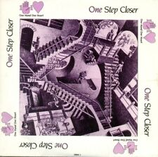ONE HAND ONE HEART - One Step Closer 3TR CDS 1988 POP ROCK (EPIC)