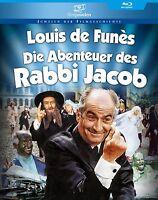 Die Abenteuer des Rabbi Jacob - Louis de Funes - Filmjuwelen BLU-RAY