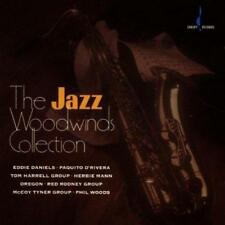 Jazz Woodwinds Collection - Various (NEW CD)