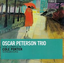 OSCAR PETERSON TRIO : THE COMPLETE COLE PORTER SONGBOOKS / CD - TOP-ZUSTAND