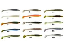"""Lunker City Swimfish 5/"""" fishing lures original range of colors"""