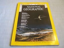 NATIONAL GEOGRAPHIC August 1970 VOYAGE TO PLANETS Colombia SOLAR ECLIPSE Pond