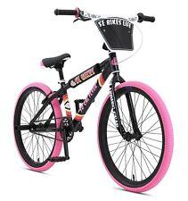 BMX Rad 24 Zoll SE Bikes So Cal Flyer Wheelie Bike 2019 Freestyle Fahrrad Trick