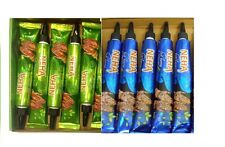 5 RED-BROWN / 5 BLACK - NEHA Herbal Fast Henna INSTANT COLOR Mehandi Cone Tatto