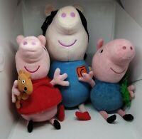 Peppa Pig Plush Bundle Toys BB