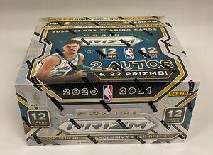 2020-21 Panini Prizm Basketball Hobby Box Unopened Sealed - LaMelo Ball RC YR