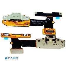 """Lenovo Yoga Tab 3 10"""" yt3-x50f X50M USB Puerto de Carga Conector de la base FLEX"""