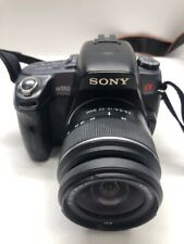 SONY DSLR-A550 DIGITAL SLR CAMERA WITH 18-55 LENS
