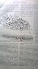 1915 21 Antwerpen Stadtenwicklung Teil 2 / Berlin Gesundbrunnen Krankenhaus Te 2