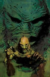 Art Print, Creature From The Black Lagoon, Famous Monsters, Horror Art