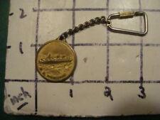 Original Vintage --S S HOMERIC - home lines -- keychain - clean, nice