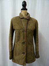 Women's Morlands Brown Lambskin Coat Size 8