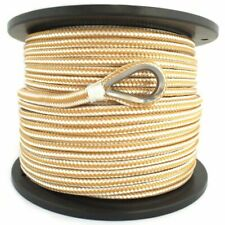 10mm x 100M Double Braid Nylon Anchor Rope Super Strong Great for Drum Winches