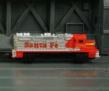 Galoob Micro Machines Freight Train Locomotive GP40 Diesel Engine Santa Fe A